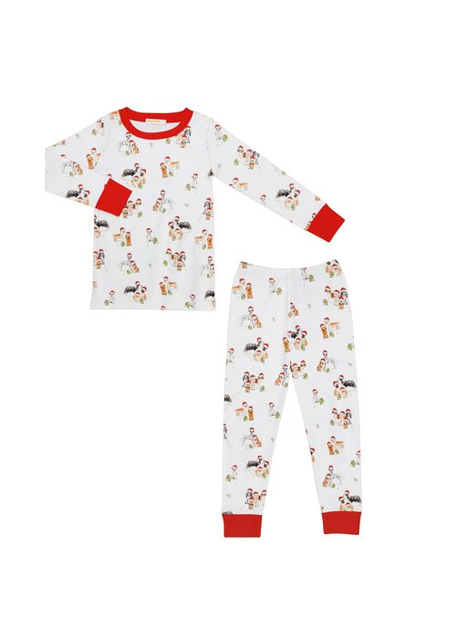 Baby Club Chic BCC Merry Dogs Set