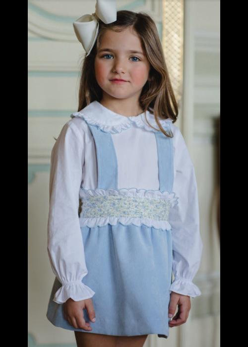 Sal & Pimenta SP Wonderland Blue Skirt