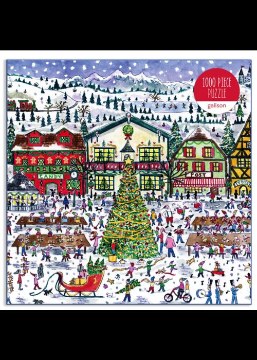 Hach Santa's Village 1000 pc puzzle
