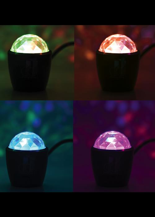 Pocket Disco Light