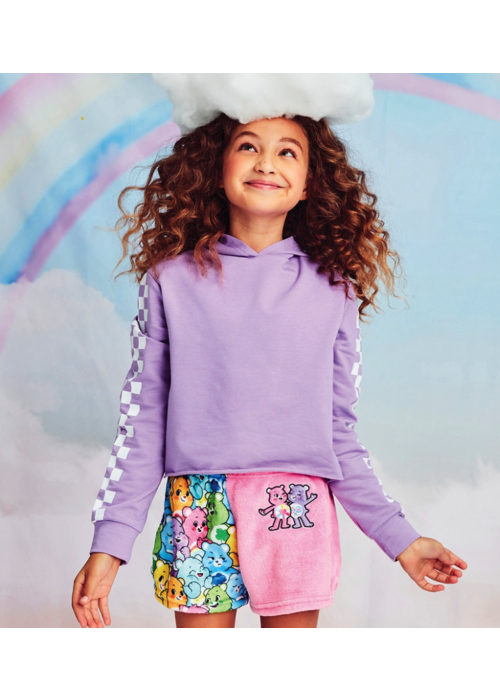 IS Rainbow Care Bear Plush Shorts