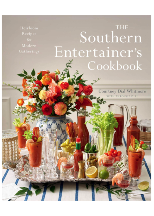 GS The Southern Entertainer's Cookbook