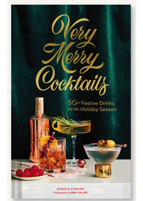 Hach Very Merry Cocktails