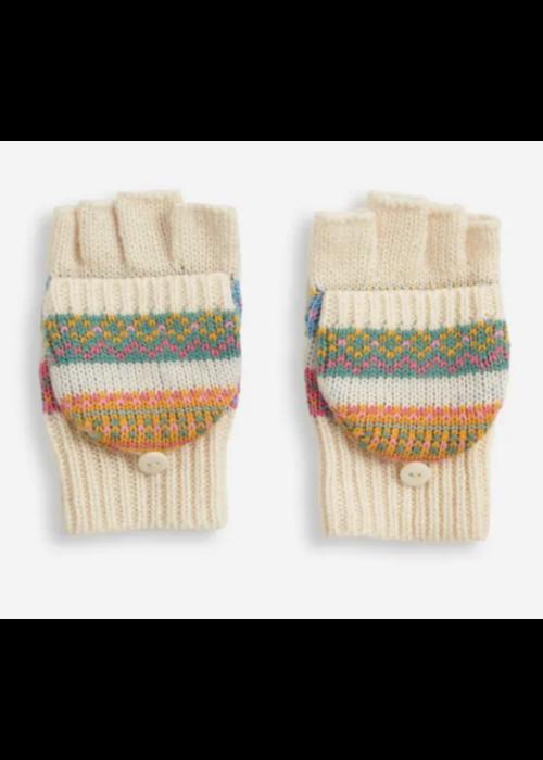 Jojo Maman Bebe' JoJo Maman BeBe Fair Isle Stripe Gloves