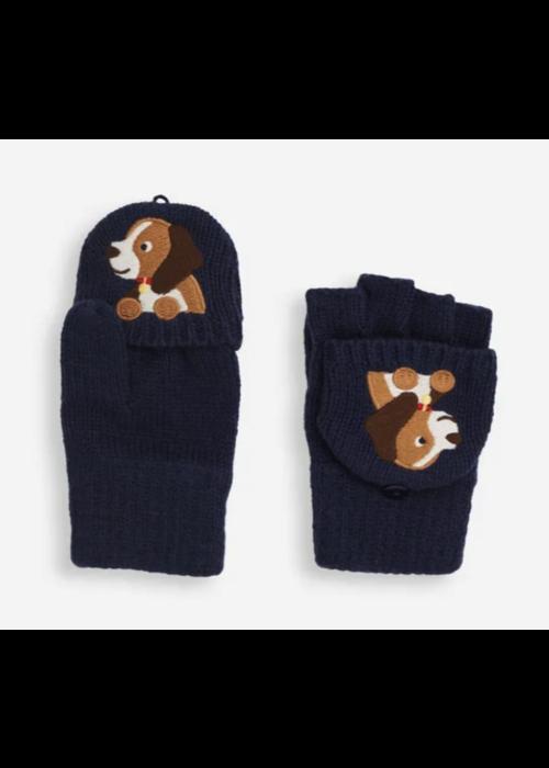 Jojo Maman Bebe' JoJo Maman Bebe Puppy Gloves