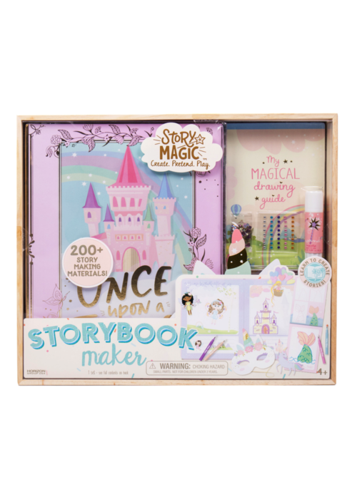 Horizon Group Fairy Story Book Maker by Story Magic