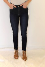 day to night high-wasted skinny jeans