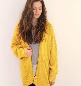 Make My Own Sunshine Knit Cardigan