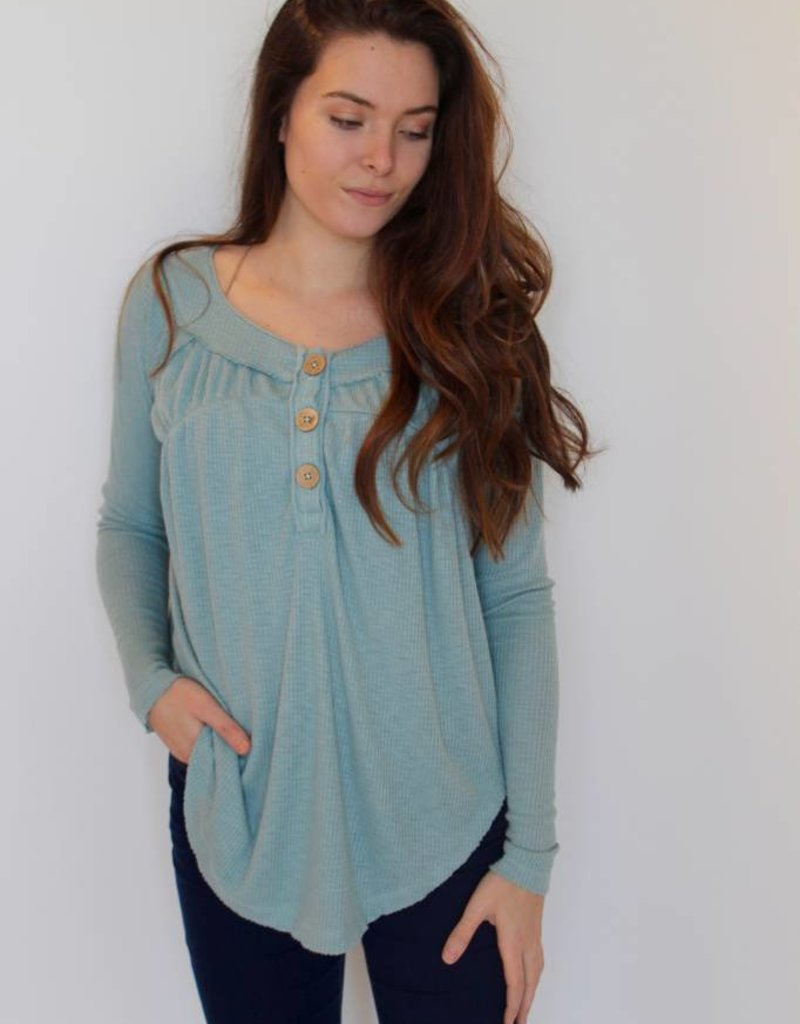 Free People: Must Have Henley