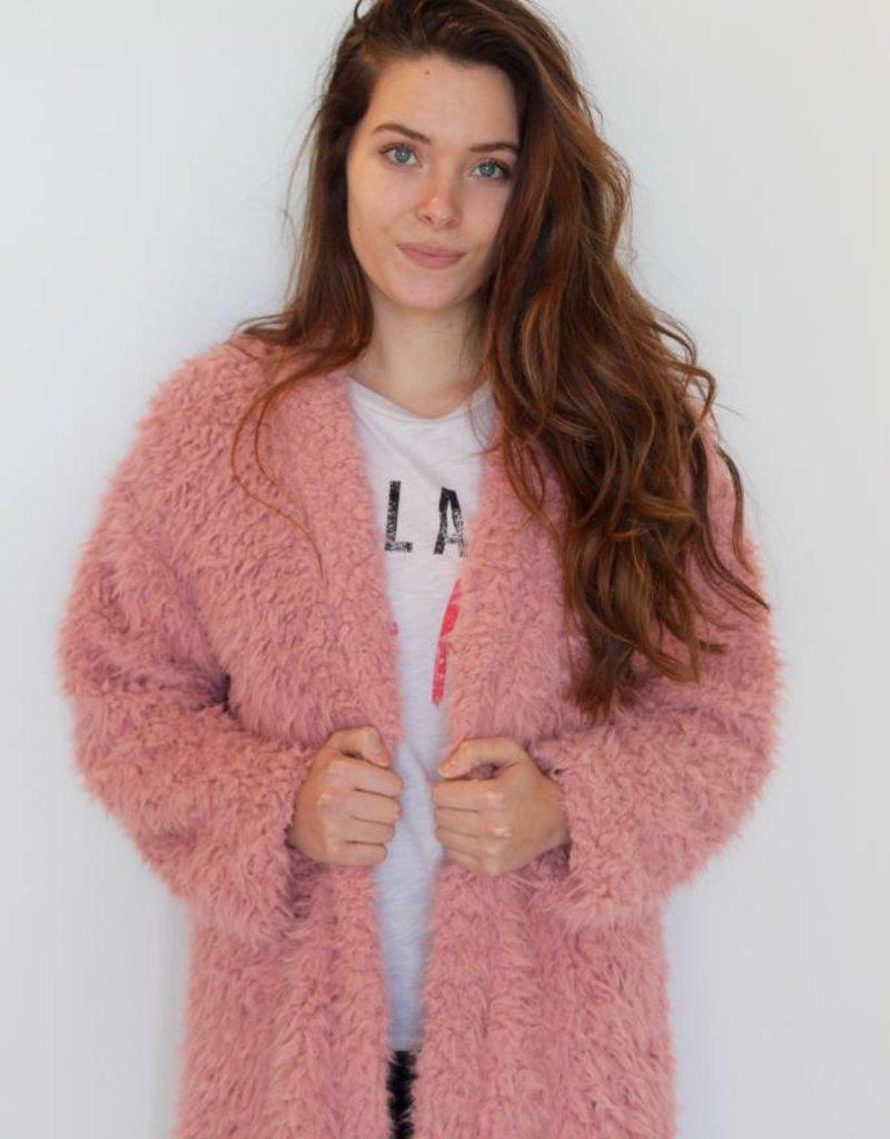 Be Mine Faux Fur Jacket