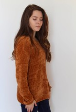 Cozy Vibes Chenille Sweater