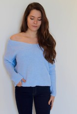 Plot Twist Knit Sweater