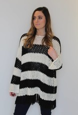 Show Me Your Mumu: Paula Fringe Pullover Sweater