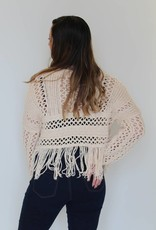 Free People: Higher Love Pullover Sweater