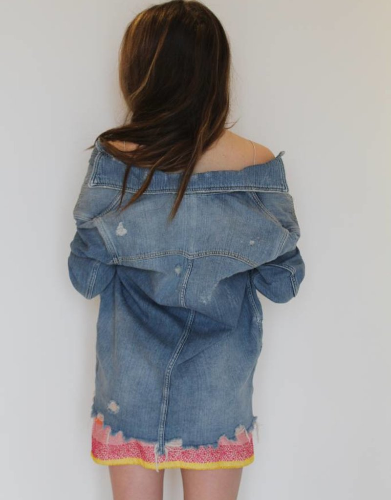 Free People: Moon Child Shirt Jacket