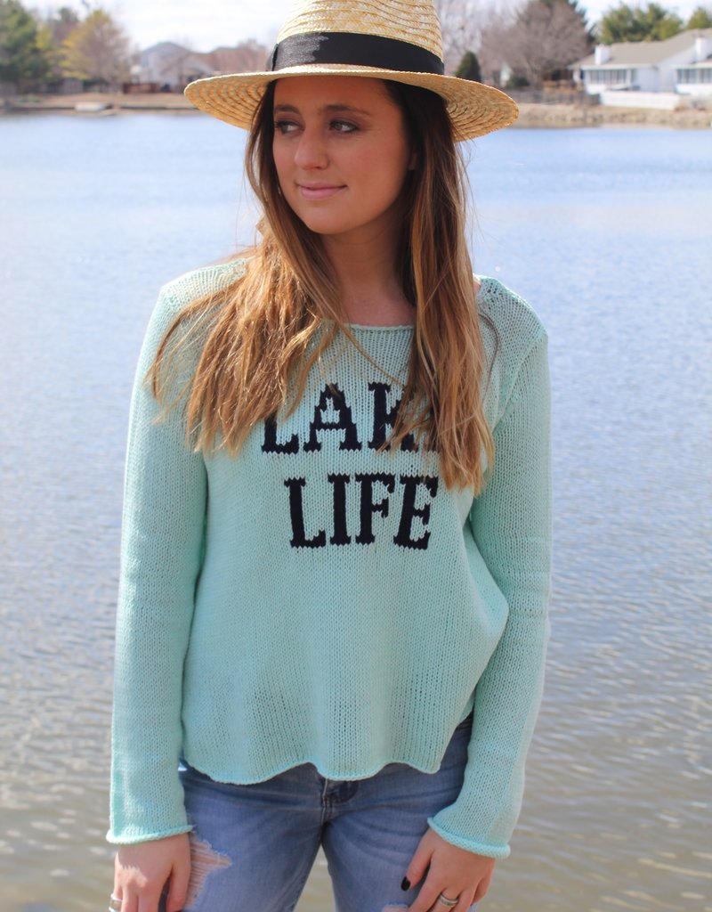 Wooden Ships: Lake Life Pullover