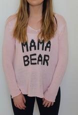 Wooden Ships: Mama Bear Pullover