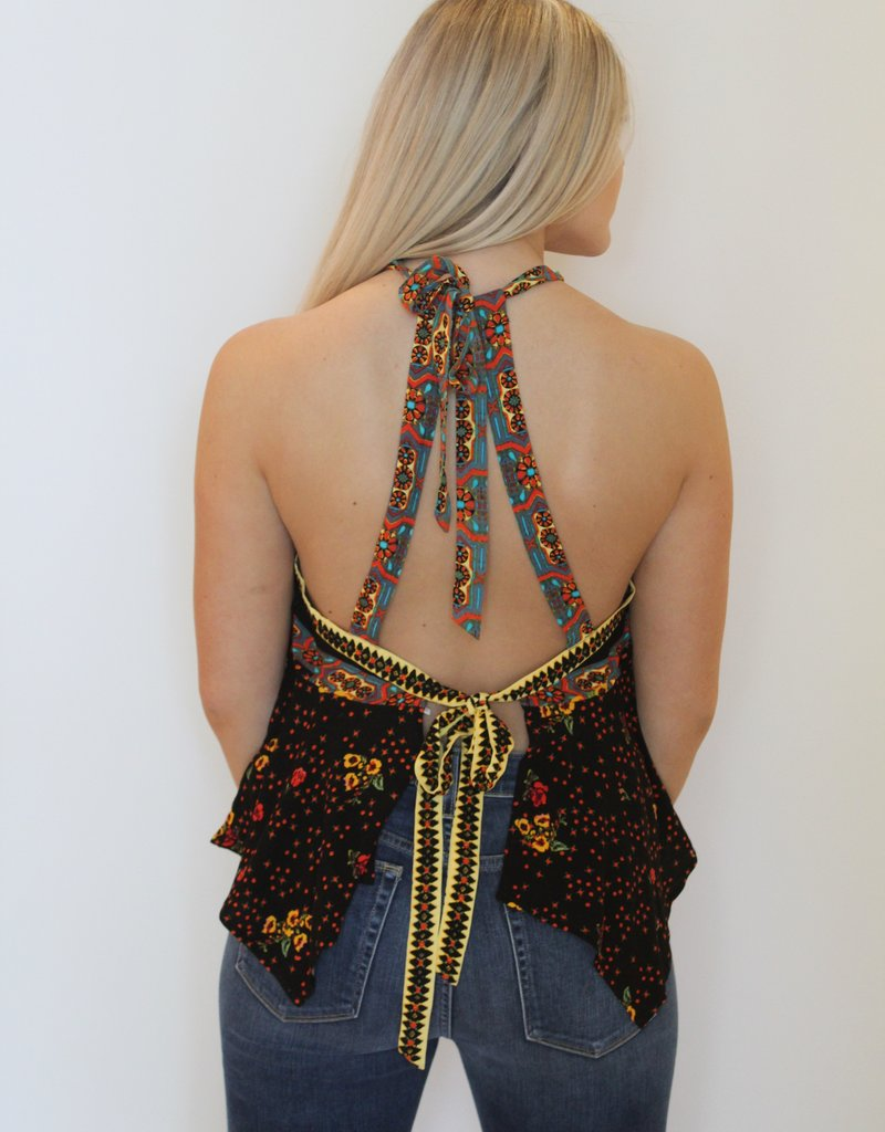 Free People: New Wave Halter Top