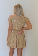 Amuse Society: Coconut Kiss Mini Skirt