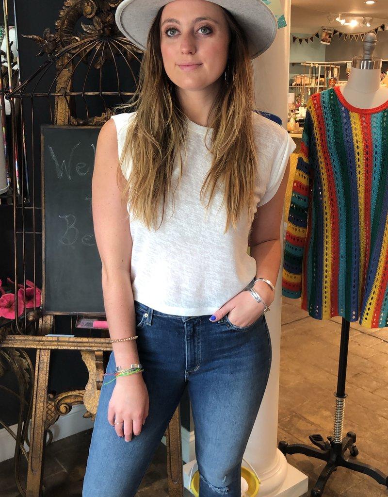 Amuse Society: Chloe Knit Top