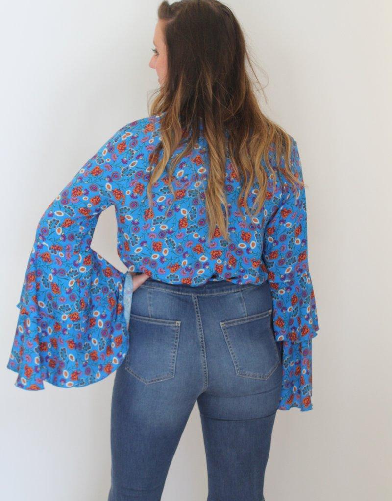 Free People: She's Dainty Bodysuit