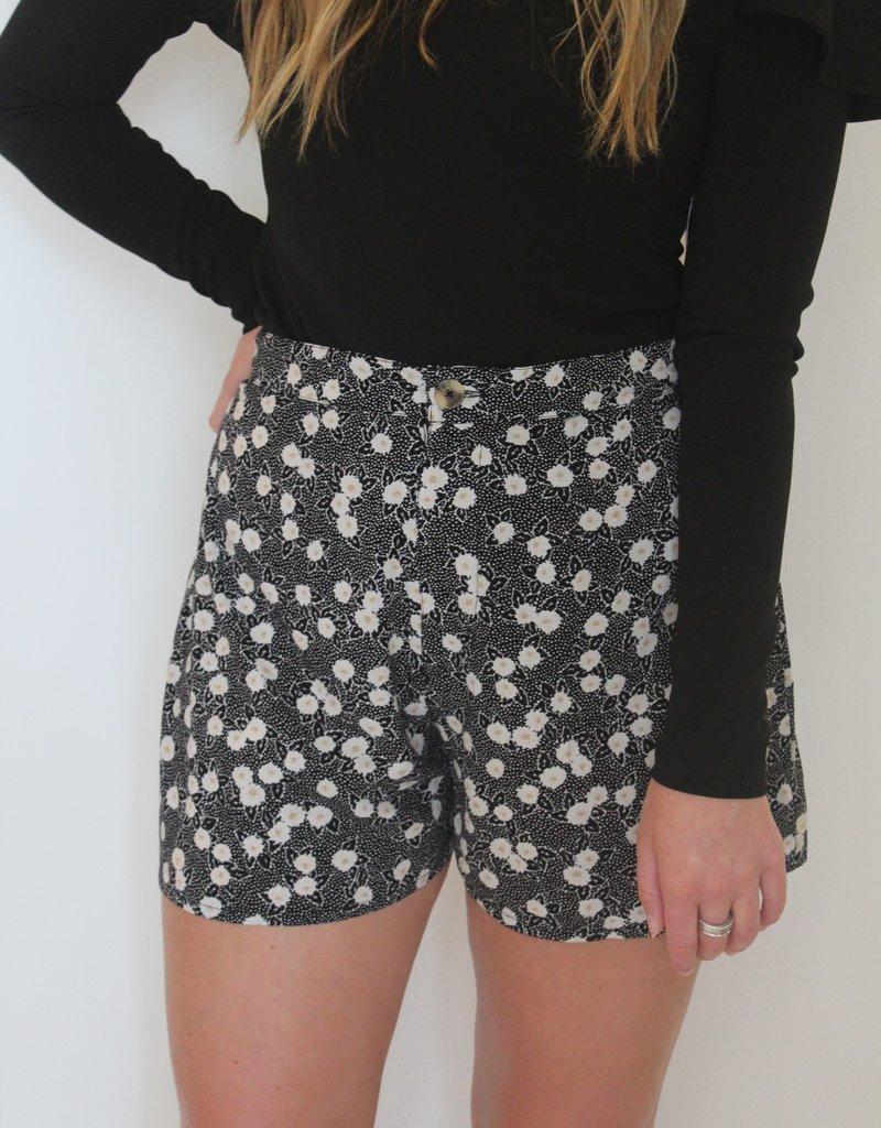 Amuse Society: Dolci Woven Shorts