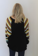 Free People: Rainbow Dreams Sweater