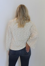 Amuse Society: Out of Office Knit Pullover