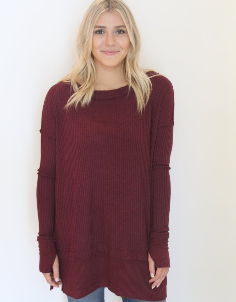 Free People: North Shore Thermal