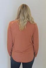 Nally & Millie: Terry Long Sleeve Top