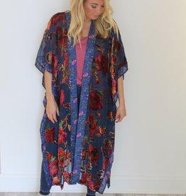 Aratta: Annabelle Burnout Kimono