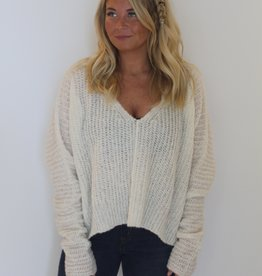 Free People: Moon Beam Sweater