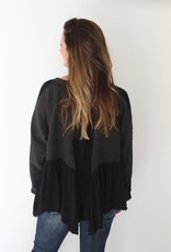 Free People: Gold Duster Pullover