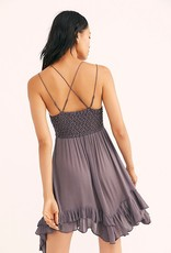 Free People: Adella Slip Dress