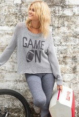 Wooden Ships: Game On Knit Sweater