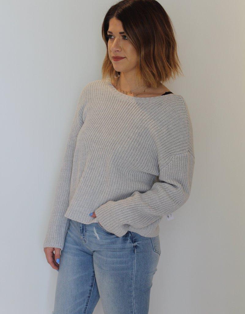 Amuse Society: Sunset Road Sweater