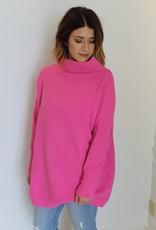 Free People: Ottoman Slouchy Tunic Sweater