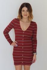 Amuse Society: Baciami Knit Dress