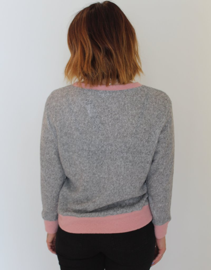 Nally & Millie: Crew Neck Sweater