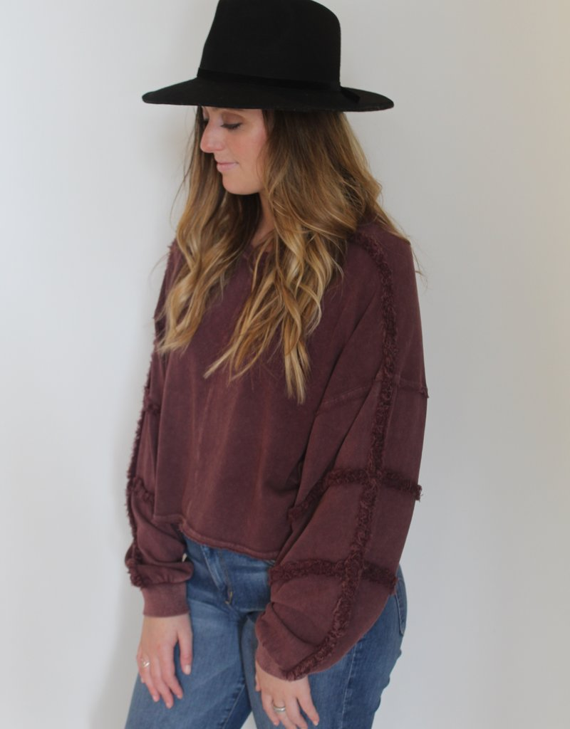 Free People: Magnolia Long Sleeve