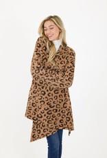 Judith March: Leopard Cardigan