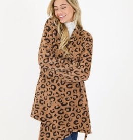 Judith March: Leopard Cardigan