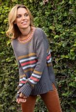 Wooden Ships: Cameron Stripe Sweater