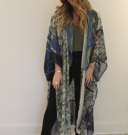 Keeping Up With The Kimono