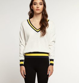 LONGSLEEVE V NECK SWEATER