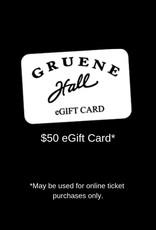 Gruene Hall Experience Package