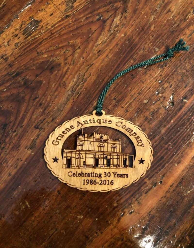 Gruene Antique Company Ornament