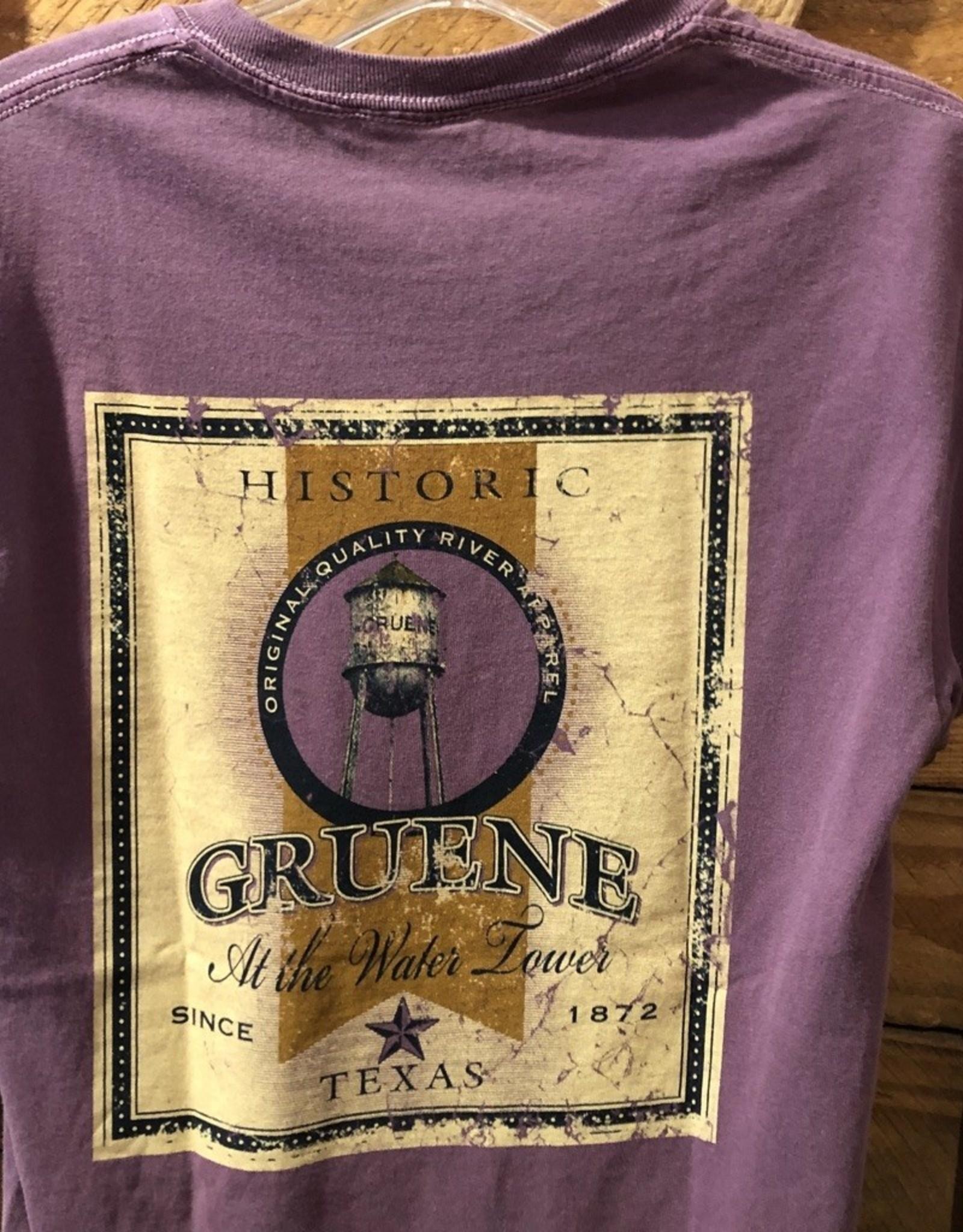Gruene Chronicle Tower Tee