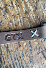GTX Leather Keychain