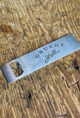 Stainless Steel Gruene Hall Bottle Opener Magnet